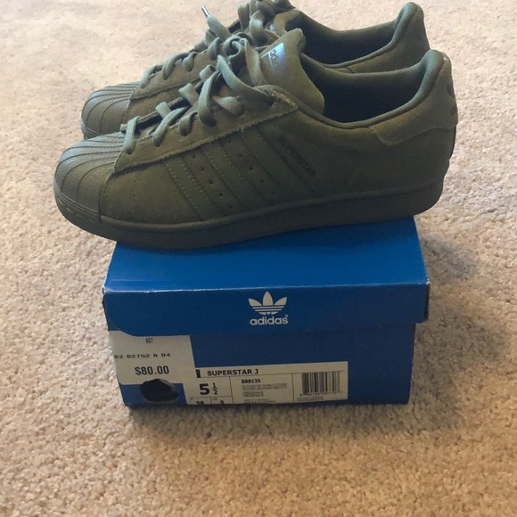 adidas Shoes | Olive Green Adidas All